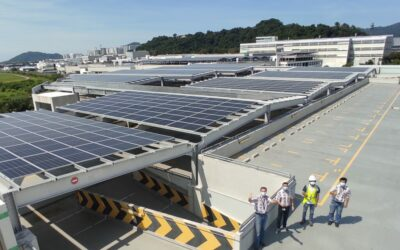 Bosch completes one of the largest rooftop photovoltaic system installation in Malaysia