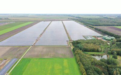 Greencells GmbH: Erfolgreicher Abschluss von drei Solarprojekten in den Niederlanden mit einer Gesamtkapazität von rund 152 MWp