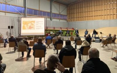 Radio feature (in German) about an info event for local citizens published by Saarländischer Rundfunk.