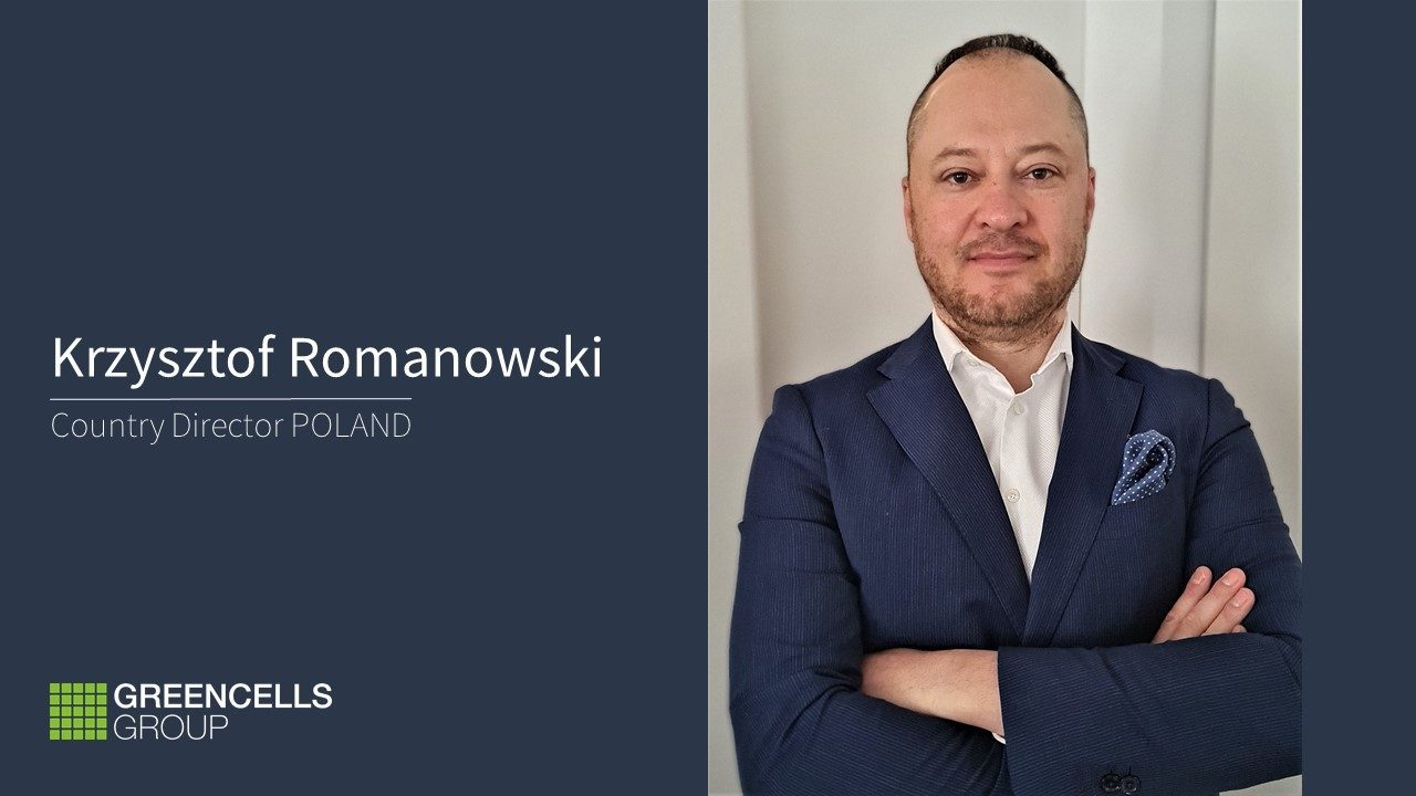 Greencells expands in the developing Eastern European PV markets with a dedicated branch in Poland