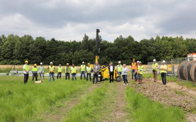 Works kicked off at project Reuth